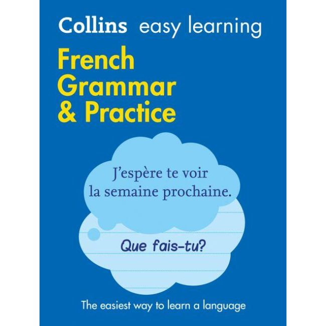 Collins Easy Learning French Grammar and Practice, 2ed BY Collins Dictionaries