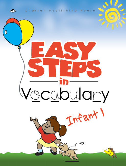 Easy Steps In Vocabulary Infant 1 BY Alphonso Dow