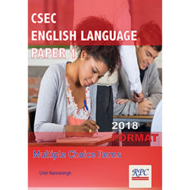 CSEC English Language, Paper 1, BY U. Narinesingh