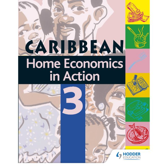 Home Economics In Action Book 3 BY C'Bean Assoc. Home Economics, Coward, Contributors