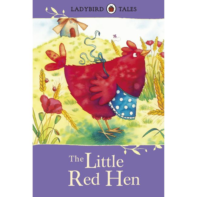 Ladybird Tales, The Little Red Hen