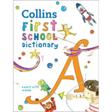 Collins First School Dictionary, BY Collins Dictionaries