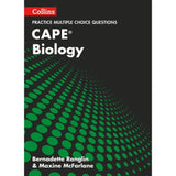 Collins CAPE MCQ Practice Book, Biology BY B. Ranglin, M. McFarlane