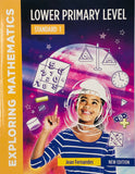Exploring Mathematics, Lower Primary Level,  Standard 1, 2ed, BY J. Fernandes