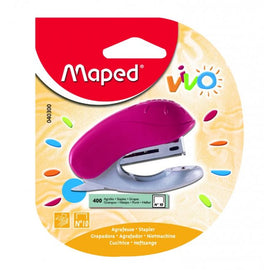 Maped, Mini Stapler, Assorted