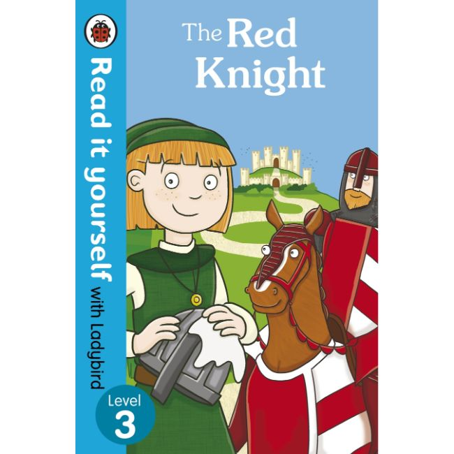 Read It Yourself Level 3, The Red Knight