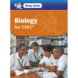 Biology for CSEC CXC Study Guide , Fosbery, Richard; Caribbean Examinations Council