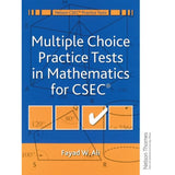 Multiple Choice Practice Tests in Mathematics for CXC , Ali, Fayad W