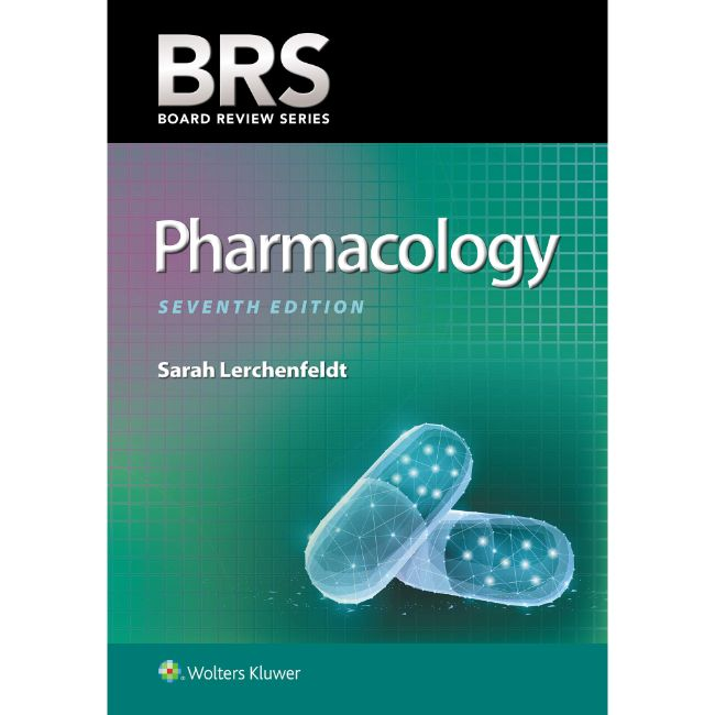 BRS Pharmacology 7ed BY S. Lerchenfeldt