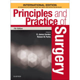 Principles and Practice of Surgery, International Edition, 7ed BY O. Garden, R. Parks