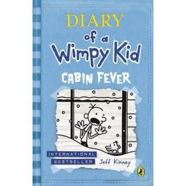 Diary of a Wimpy Kid: Book 6, Cabin Fever BY Jeff Kinney