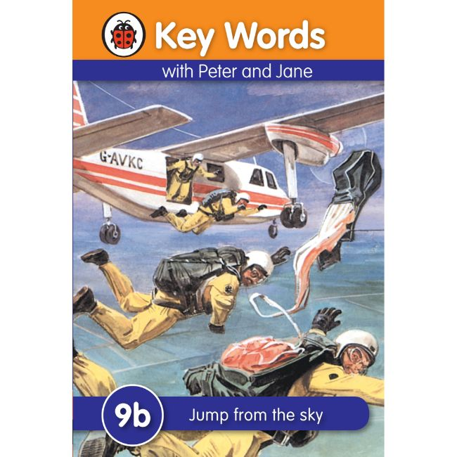 Key Words, 9b Jump from the sky