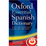 Oxford Essential Spanish Dictionary Paperback, BY Oxford Dictionaries