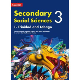 Secondary Social Sciences for Trinidad and Tobago, Student's Book 3, BY L. Greenstein, D. Paizee, B. Nicholson