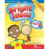 Bright Ideas: Primary Science Student's Book 2 with CD-ROM BY D. Glover