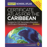 Philip's Certificate Atlas for the Caribbean, 7ed