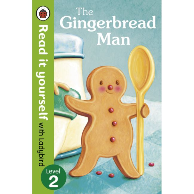 Read It Yourself Level 2, Gingerbread Man