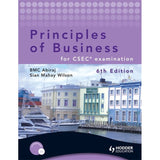 Principles of Business for CSEC Examination BY Abiraj
