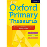 Oxford Primary Thesaurus (Paperback)