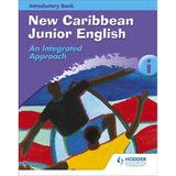 New Caribbean Junior English Introductory Book BY Baptiste