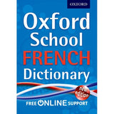 Oxford School French Dictionary PB