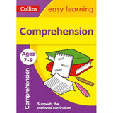 Collins Easy Learning Activity Book, Comprehension Ages 7-9, BY Collins UK