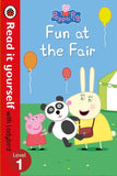 Read It Yourself Level 1, Peppa Pig: Fun at the Fair