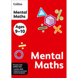 Collins Practice, Mental Maths Ages 9-10, BY Collins UK