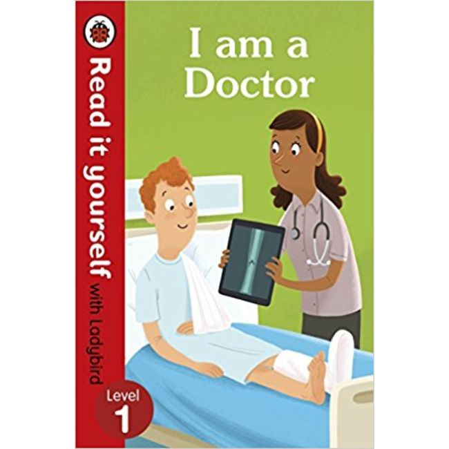 Read It Yourself Level 1, I am a Doctor