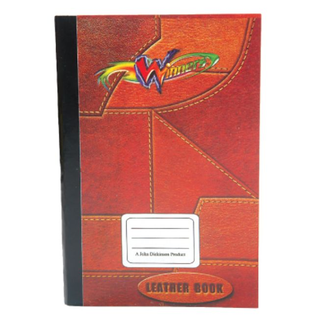 Winners, Hardcover Notebook, 6x4 (Pocket Size)
