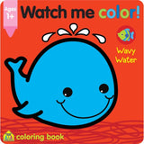 School Zone Watch Me Color! Wavy Water Ages 1+
