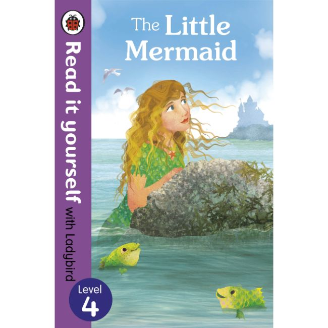 Read It Yourself Level 4, The Little Mermaid