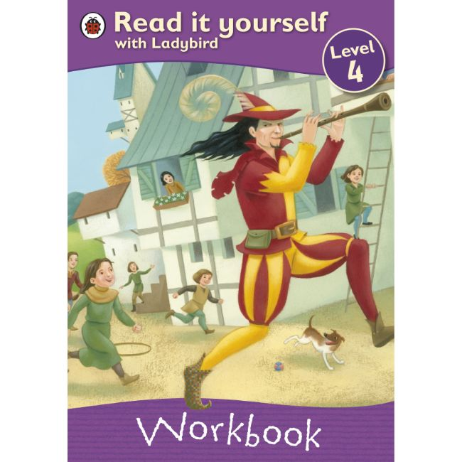 Read It Yourself, Level 4 Workbook
