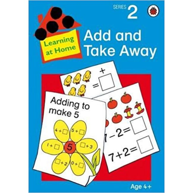 Learning at Home, Series 2, Add and Take Away
