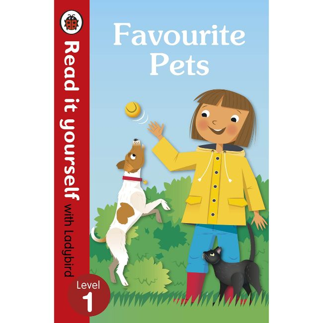 Read It Yourself Level 1, Favourite Pets