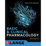 Basic and Clinical Pharmacology, 14ed BY Katzung
