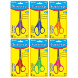 "BAZIC, Scissors, 5"" Blunt Tip School"