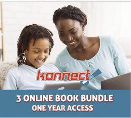 ONE YEAR ACCESS - Konnect the Kids Online Book Bundle