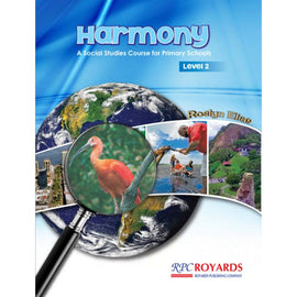 Harmony A Social Studies Course for Primary Schools, Level 2, BY L. Narinesingh
