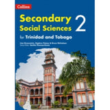 Secondary Social Sciences for Trinidad and Tobago, Student's Book 2, BY L. Greenstein, D. Paizee, B. Nicholson
