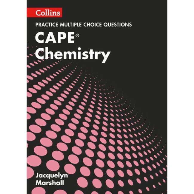 Collins CAPE MCQ Practice Book, Chemistry, BY J. Marshall