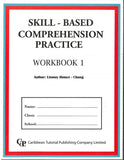 Skill-Based Comprehension, Practice Workbook 1, BY L. Homer-Chung