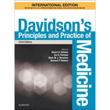 Davidson's Principles and Practice of Medicine International Edition, 23ed BY S. Ralston, I. Penman, M. Strachan, R. Hobson