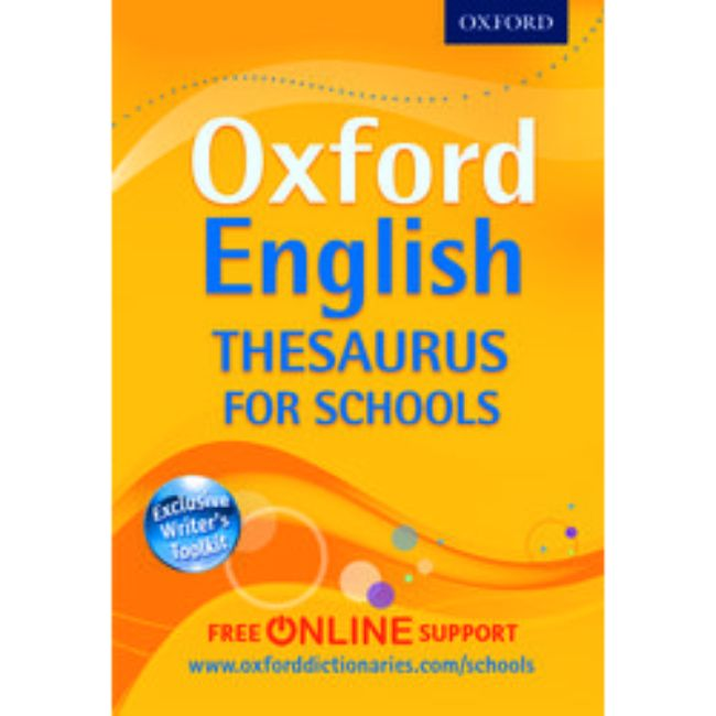 Oxford English Thesaurus for Schools (Hardback)