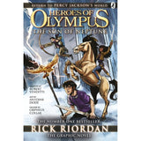 Heroes of Olympus, The Son of Neptune: The Graphic Novel BY Rick Riordan