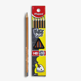 Maped, Pencil, HB, 12count