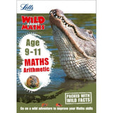Letts Wild About, Arithmetic Age 9-11, BY M.Blackwood, S.Monaghan