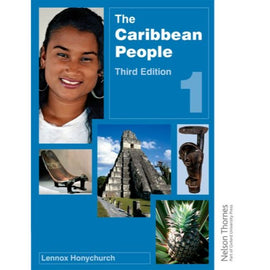 The Caribbean People Book 1, 3ed BY Honychurch, Lennox