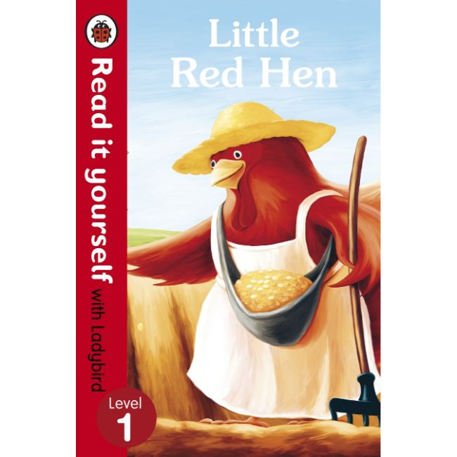 Read It Yourself Level 1, Little Red Hen
