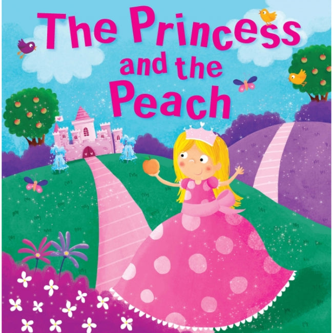 The Princess And The Peach